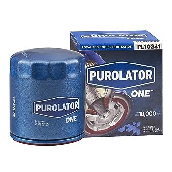 Purolator pl10241 purolatorone Filtro de aceite