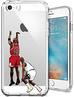 newest 38425 96679 Amazon.com: iPhone 5S Case,iPhone 5 Case Dunk Shot, Personality ...