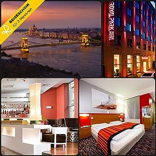 Viaggio Luce Del Buono 3giorni a due nel Royal Park Boutique Hotel in Budapest