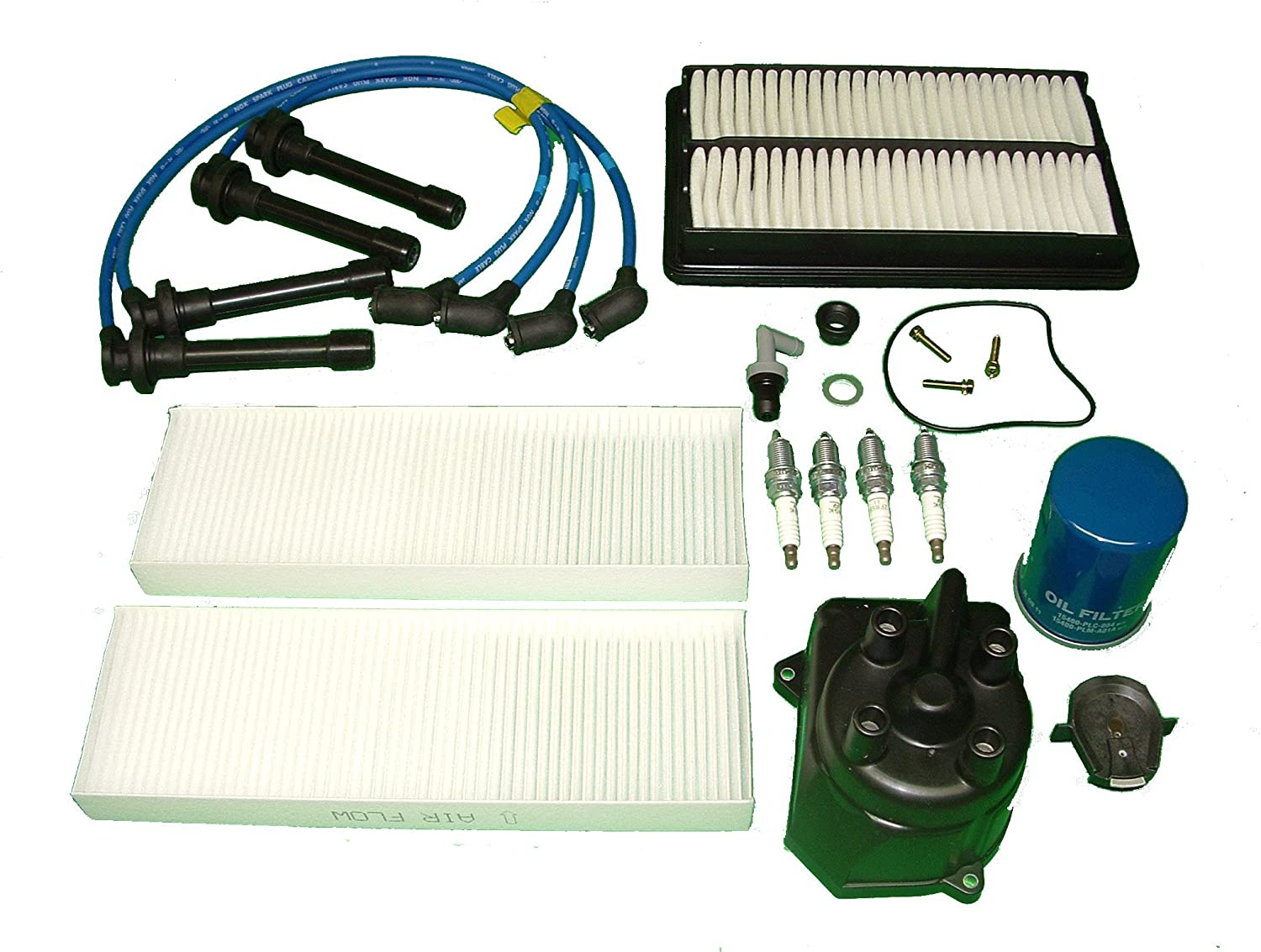 Tune Up Kit Replacement For Honda Accord VTEC 2.3L SOHC 1998 to 1999