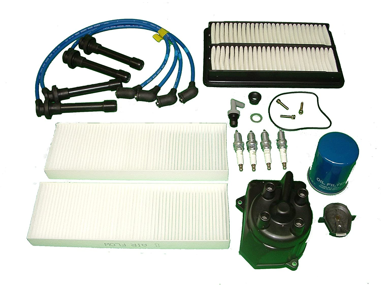 Tune Up Kit Honda Accord Vtec 23l Sohc 1998 To 1999 Civic Lx Wiring Harness Automotive