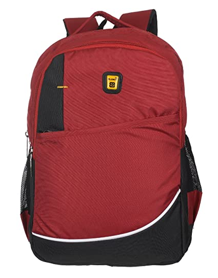 Good Friends Canvas Polyester 15.6   Waterproof Laptop Bag (Red)  Amazon.in   Bags 20558188a4979