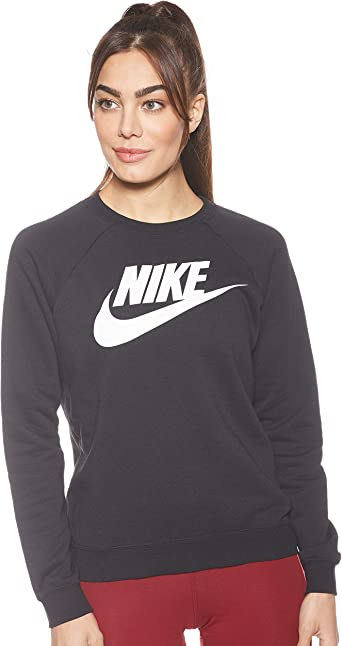 Nike Womens Rally HBR Crew Neck