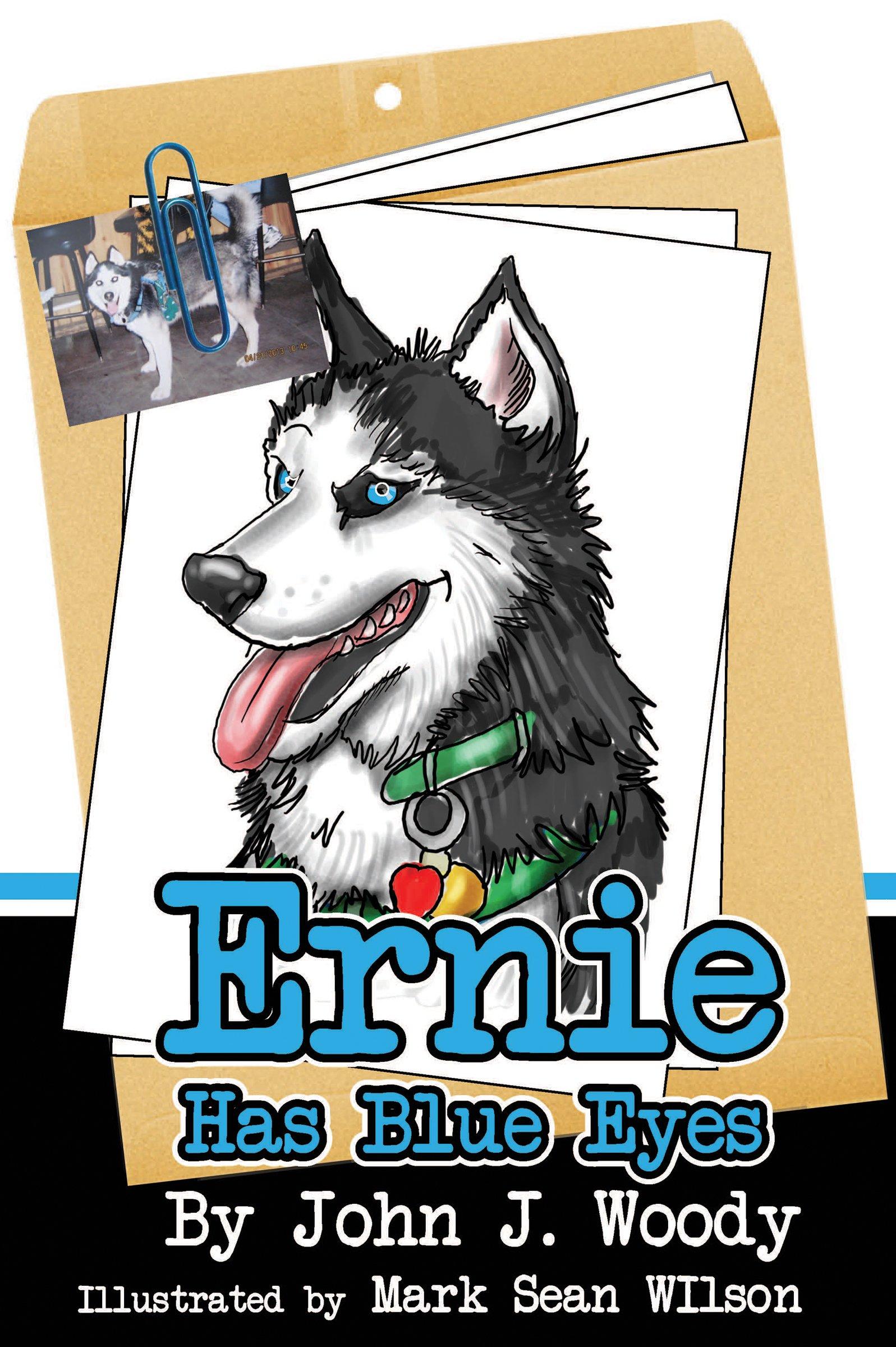 Ernie Has Blue Eyes pdf