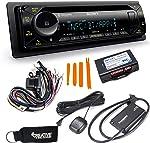 Sony MEX-N5300BT Bluetooth CD Receiver with SiriusXM Satellite Radio Tuner &