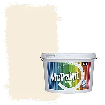 Mcpaint Bunte Wandfarbe Wolkenweiß 5 Liter Weitere Weiße Und
