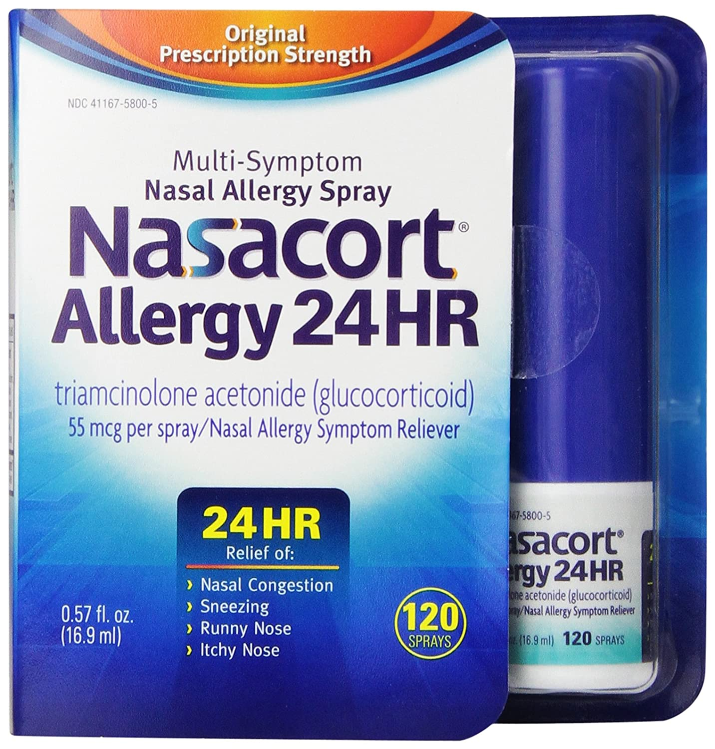 nasacort allergy review