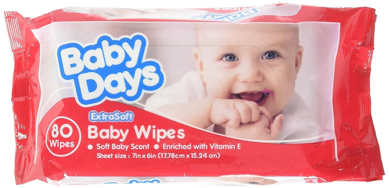 Royal toallitas húmedas perfumadas para bebés, paquete de recambio de 80: Amazon.es: Bebé