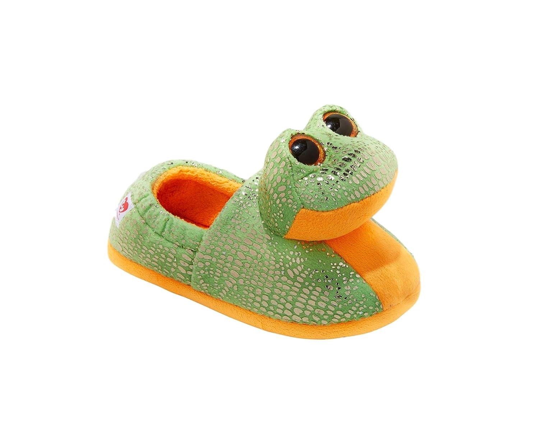 Beanie Boos TY Slippers Children Speckles Frog Slip On Girls Boys