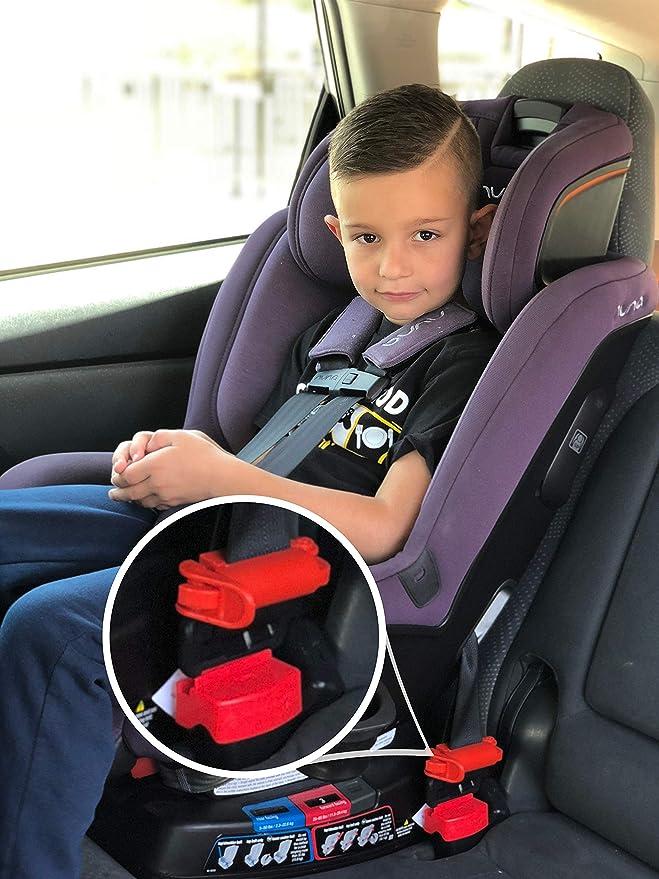 Child Car Seat Belt Protection Ceinture De S/écurit/é Enfant Ceinture De Fixation De T/ête De B/éb/é Si/ège De S/écurit/é Pour Enfant Ceinture Auxiliaire De Sommeil T/ête De V/éhicule Voyage Artefac