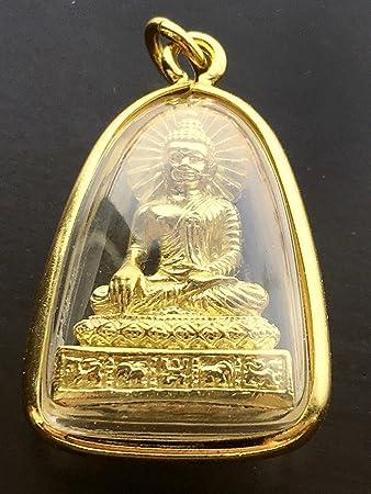 Amazon thai amulet pendant necklace buddhist goddess statue for thai amulet pendant necklace buddhist goddess statue for fortune luck success good protectionthai buddhist aloadofball Image collections