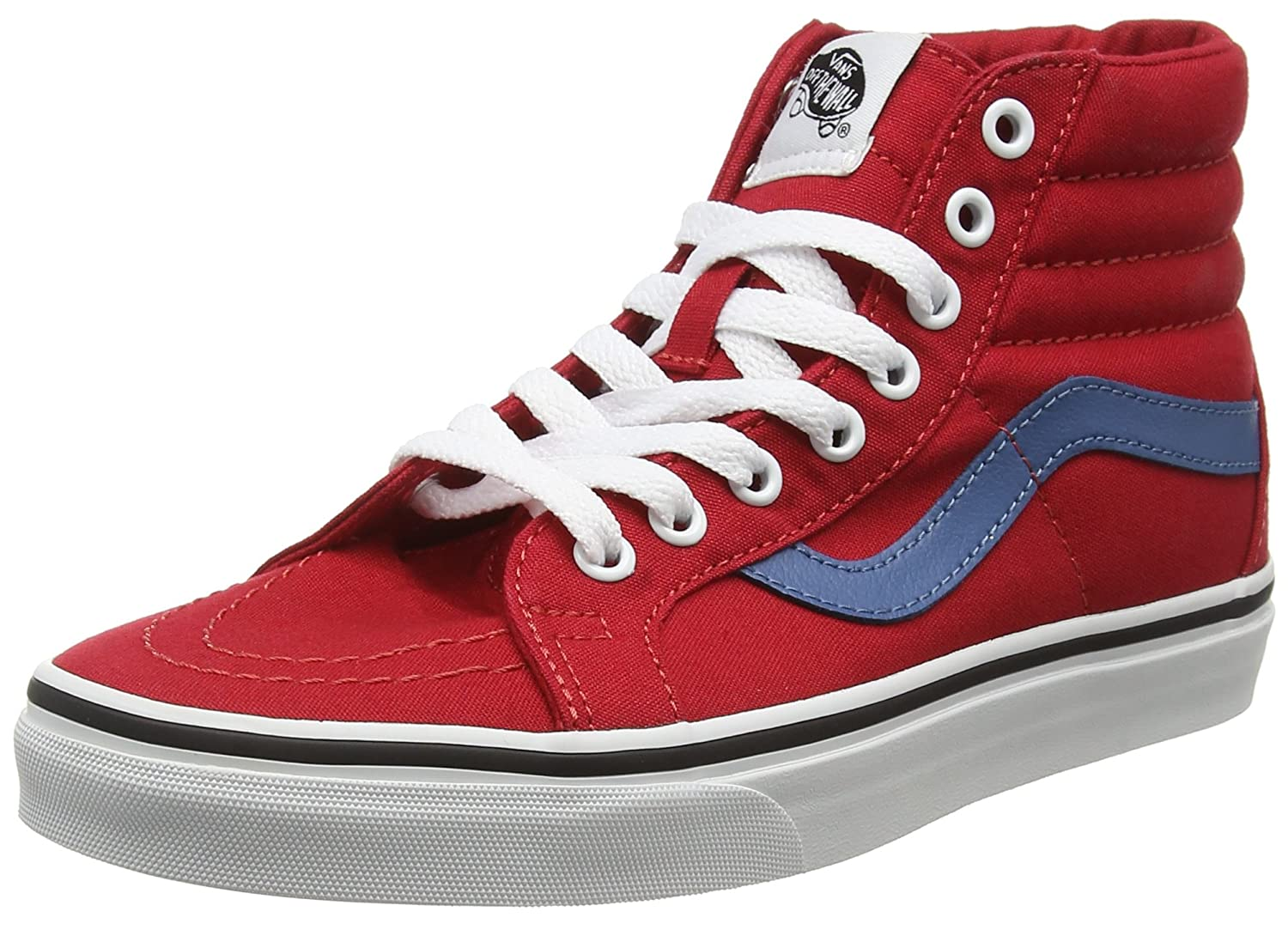 5559cd0d094 Vans Unisex Sk8-Hi Slim Women s Skate Shoe B019KWJID8 14.5 B(M) B(M) B(M) US  Women   13 D(M) US Men