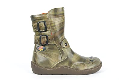 Damen Stiefel Herbstwinter Leicht Boots Gefüttert Eject O0kwX8nP