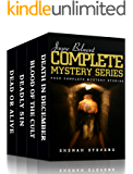 Jayne Belmont Complete Mystery Series: Four Complete Mystery Stories