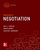 eBook Online Access for Essentials of Negotiation