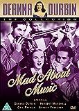 Deanna Durbin - Mad About Music [DVD] [1938]