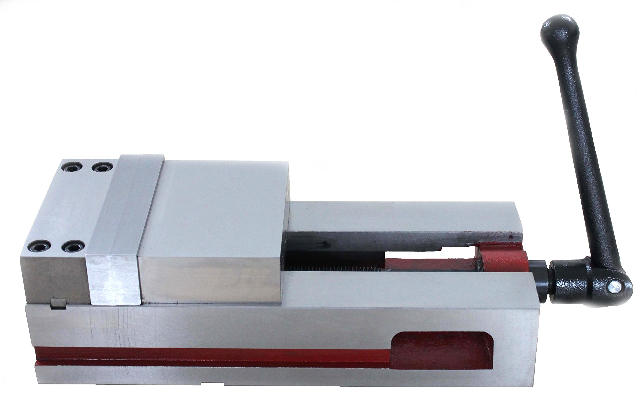 HHIP 3900-1719 Super-Lock Vise for NC/CNC Machines, 4''