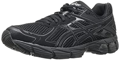 Becoming Fashion Power Women Asics Black Featuring Cross training shoes Gt ii Running sneaker
