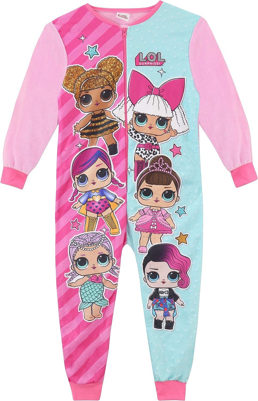 Lol Surprise Pijama Entera para Niñas Dolls Multicolor 2-3 Años: Amazon.es: Ropa y accesorios