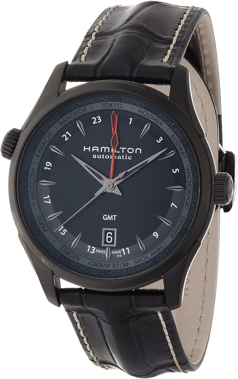 Hamilton Jazzmaster GMT Auto 42mm Mens Watch – H32685731