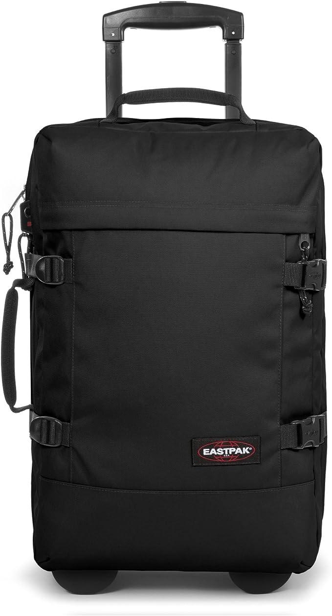 Eastpak Maleta TRANVERZ S, 42 liter, 51 x 32.5 x 24 cm, Negro (Modelo antiguo): Amazon.es: Equipaje