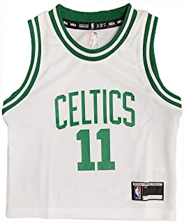 5d32d8fa0e1 Outerstuff Kyrie Irving Boston Celtics  11 White Toddler Home Replica Jersey
