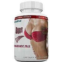 Bust X-Large Breast Enlargement, Breast Enhancer, Bust Enhancement Pills - Enjoy...