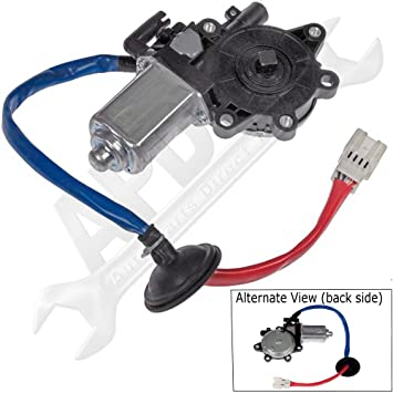 81NW gnI6tL._SY355_ amazon com apdty 853634 power window lift motor front left driver  at mifinder.co