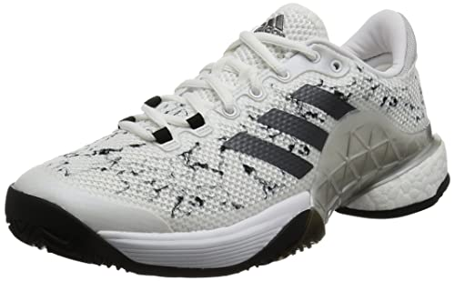 c06a2fd1ca03 adidas Barricade Boost 2017 M CG3089 White  Amazon.co.uk  Shoes   Bags
