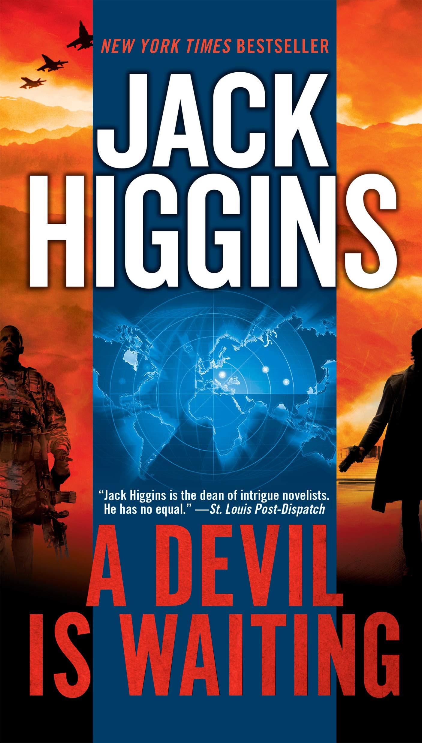 Download A Devil is Waiting (Sean Dillon) ebook