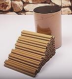 Mason Bee Nest Tubes Cardboard Refill with Bucket