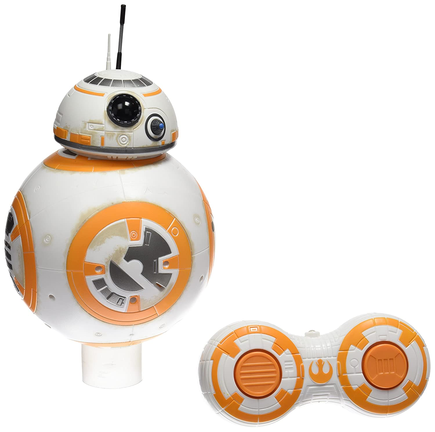 Star Wars E7- BB-8 Radiocomandato per 81,71€ (invece di 114,90€) - amazon.it