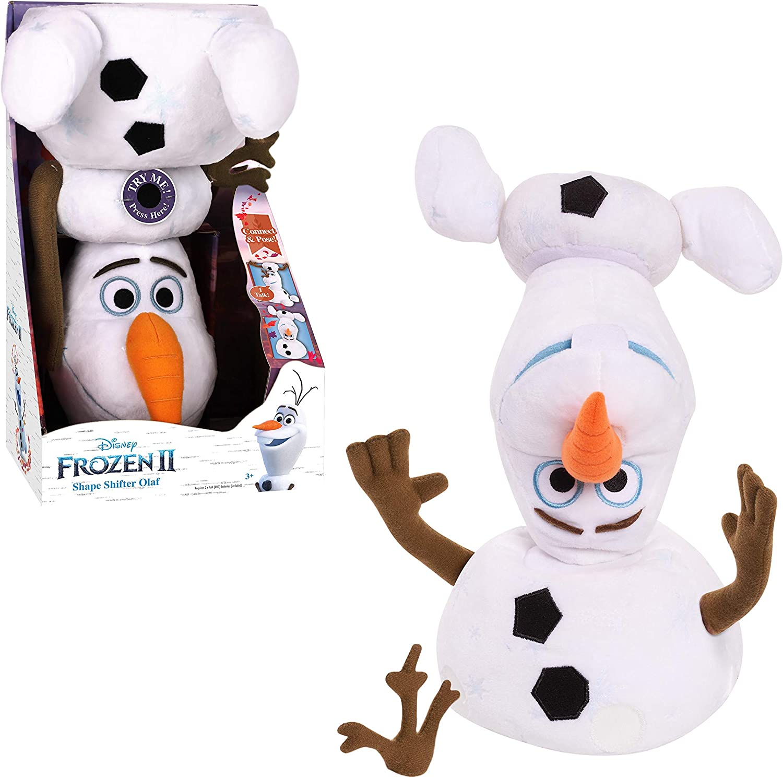 Disney's Frozen 2 Shape Shifter Olaf Plush