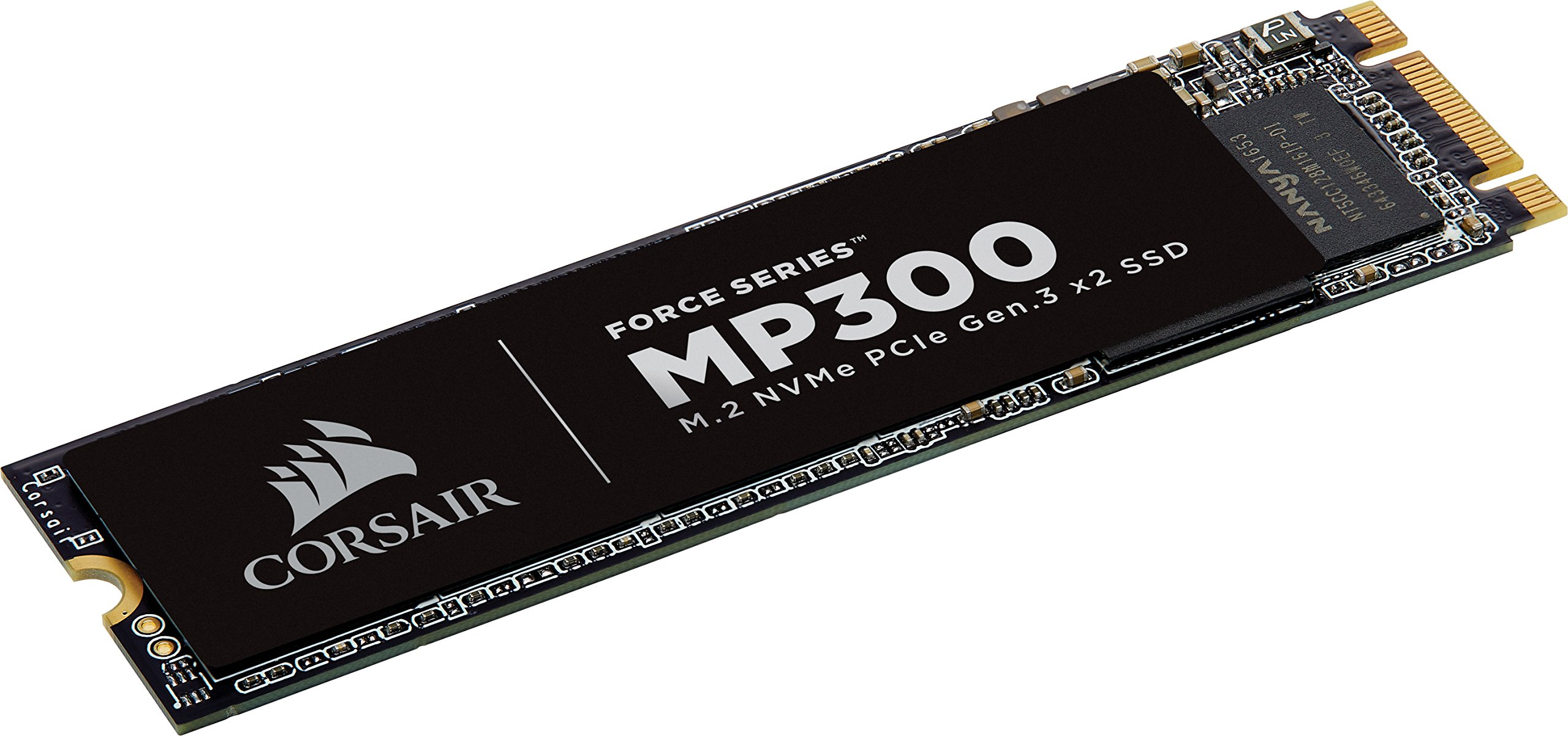 Computer_Drive_OR_Storage 3 High-speed NVMe PCI Express Gen 3 x2 Interface for speeds up to 1600MB/sec, 3x faster 6Gbps Utilizing state-of-the art, high-density 3D TLC NAND for the ideal mix of performance, endurance and value Compact M.2 2280 industry standard form factor fits directly into your notebook or motherboard