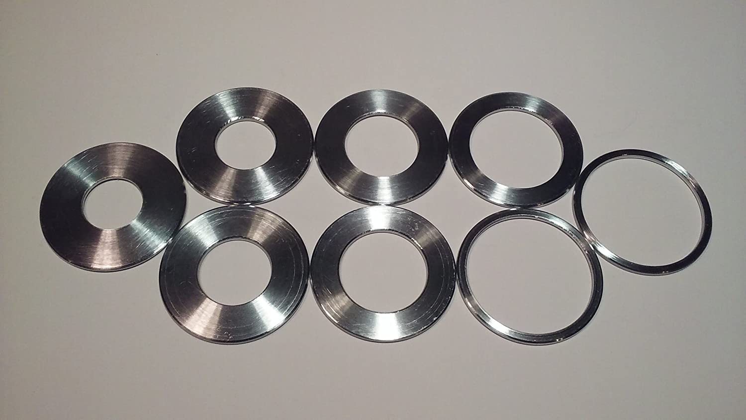 Coin RIng Center Punch Spacers Rounds 1.75 O.D 1.535