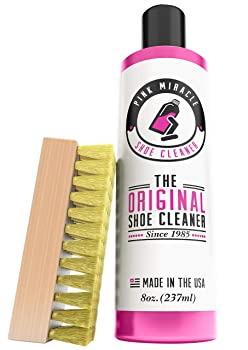 Pink Miracle 8 oz. Shoe Cleaner