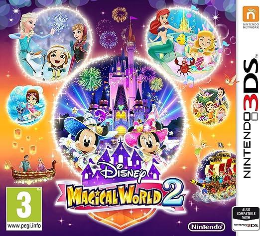 Disney Magical World 2: Amazon.es: Videojuegos