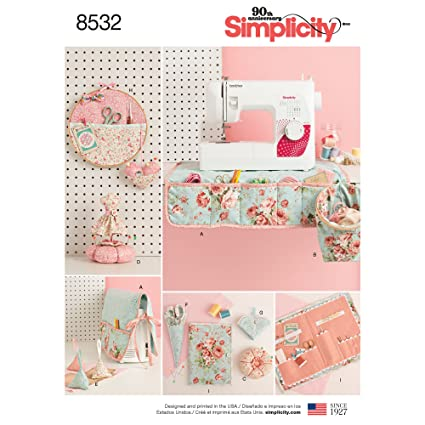 Amazon.com: Simplicity Creative Patterns US8532OS Sewing Pattern ...