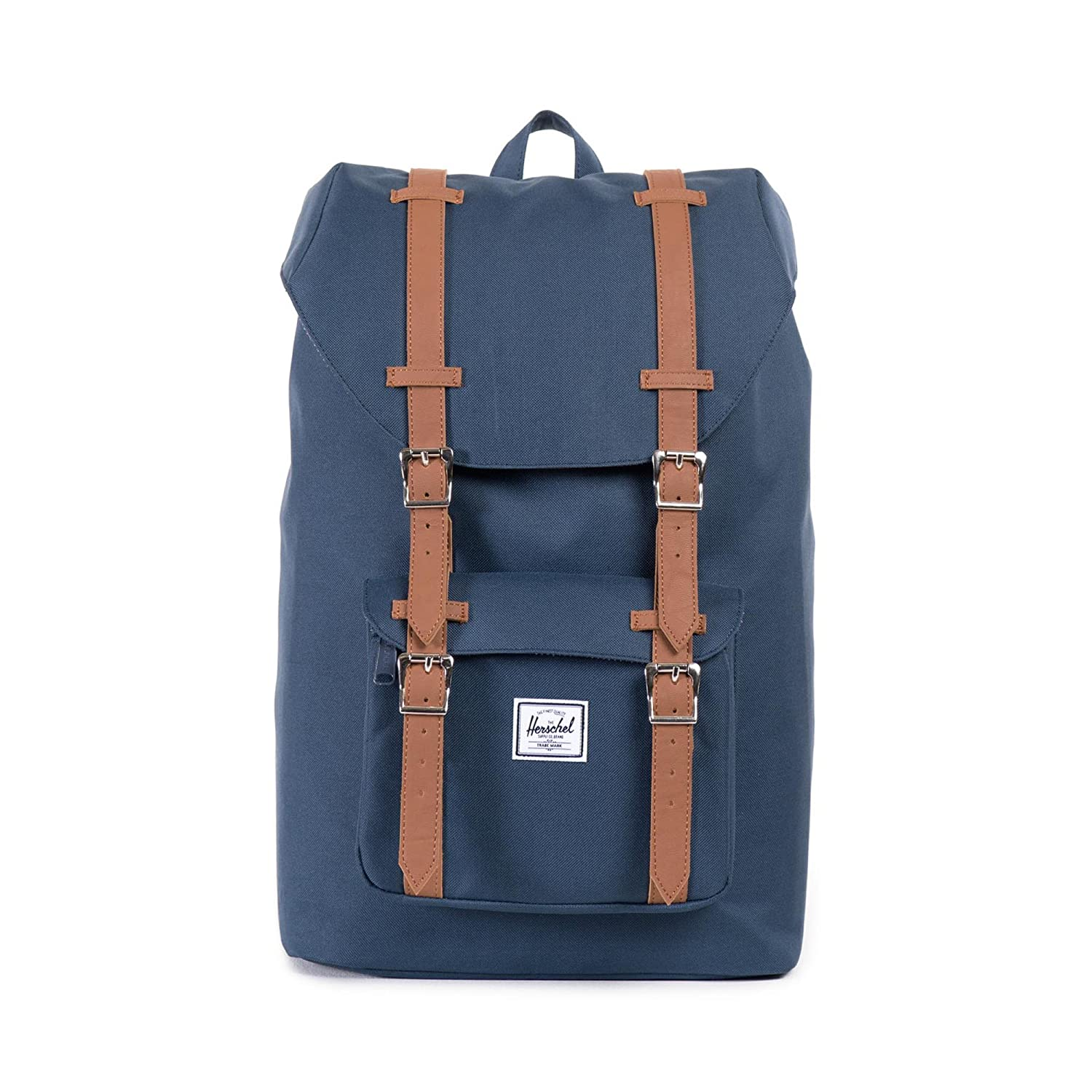 Sac à dos Herschel Little America Navy/Captain's Blue/Navy Rubber bleu mHjie3ls