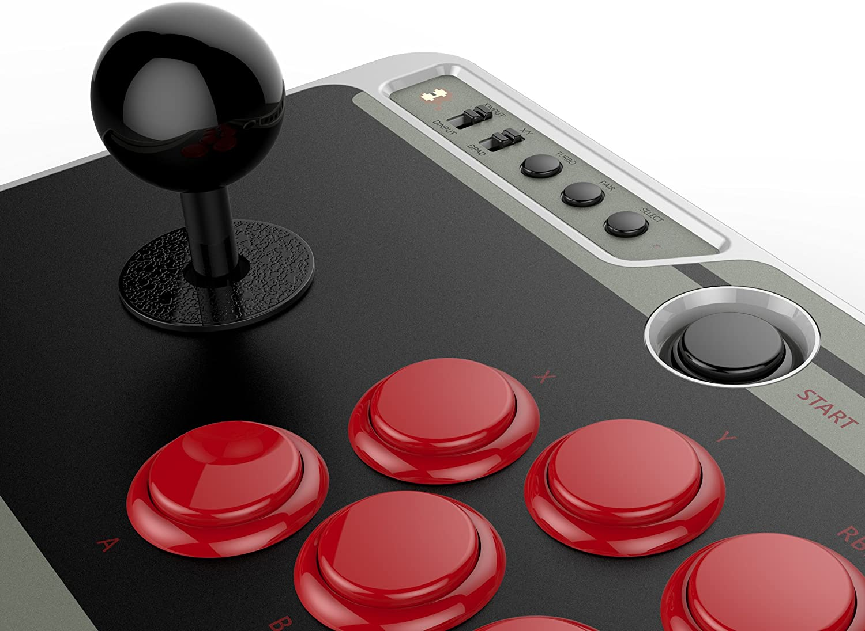Import - 8Bitdo Arcade Joystick Bluetooth (Nes30): Amazon.es ...