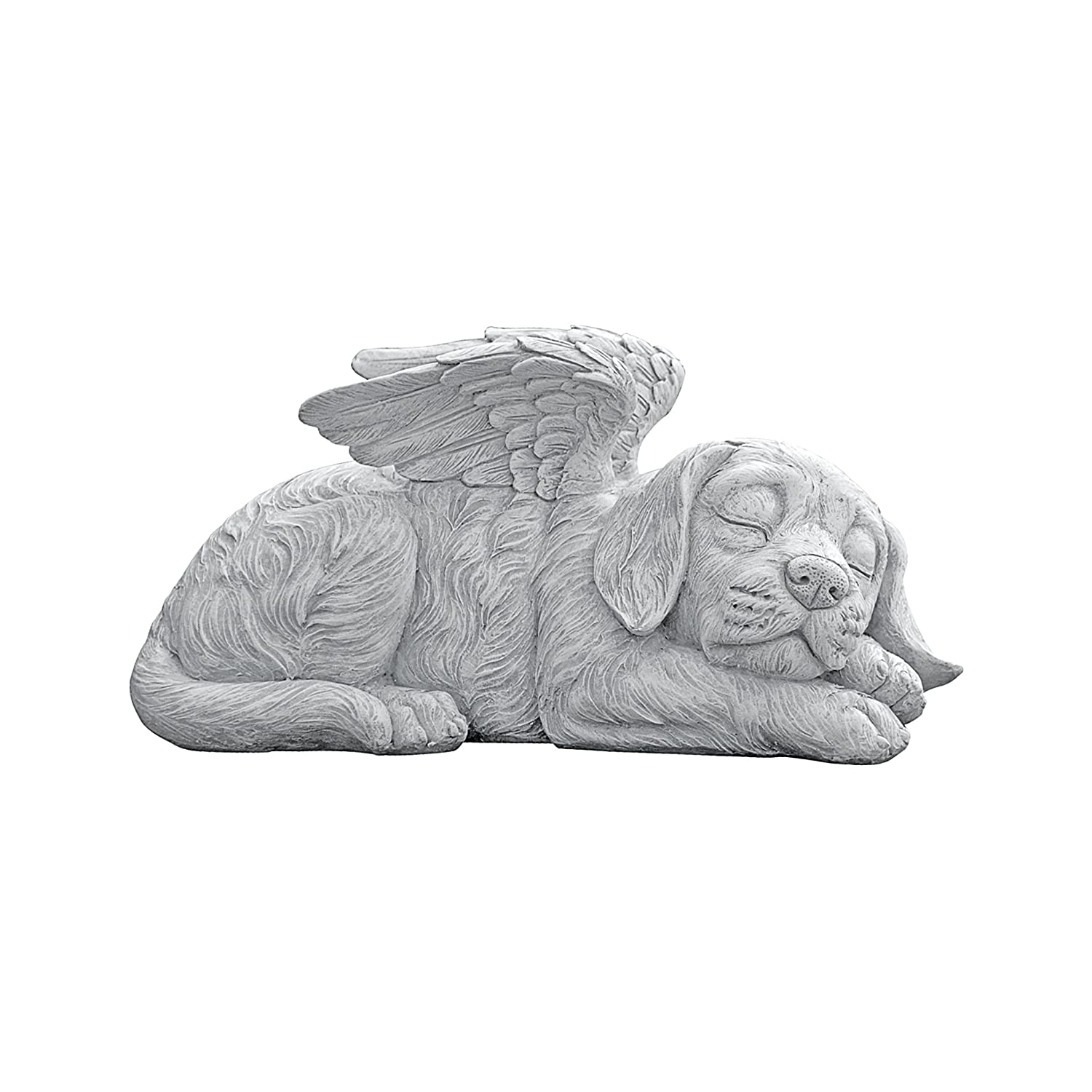 Design Toscano Dog Memorial Angel Pet Statue