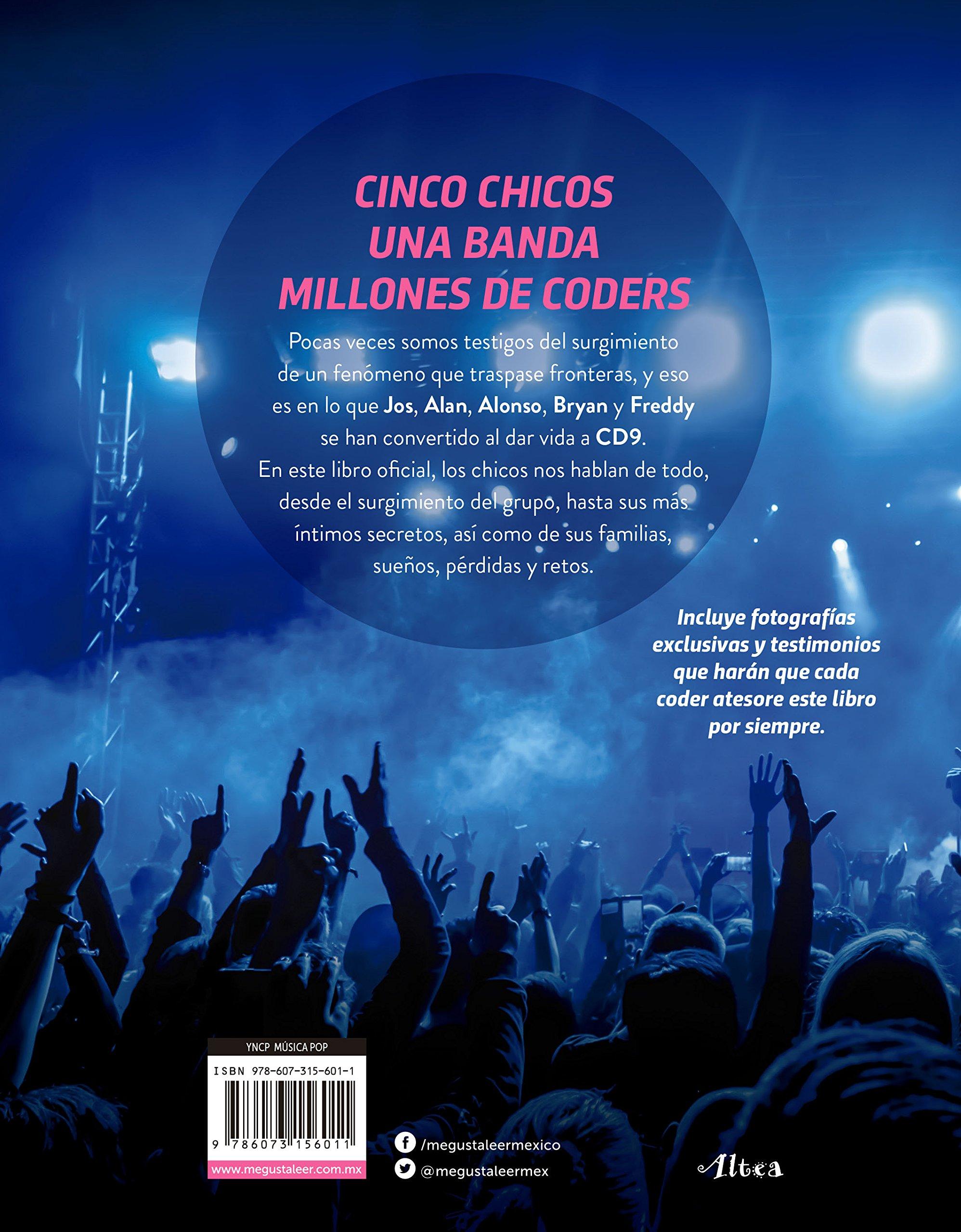 CD9  NUESTRA HISTORIA: CD9: 9786073156011: Amazon com: Books