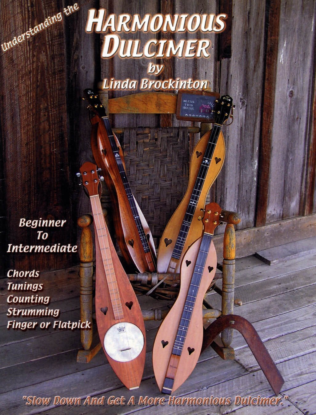 Linda Brockinton - Understanding The Harmonious Dulcimer