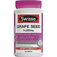 Swisse Ultiboost Grape Seed 14250 Mg, 180 Tablets