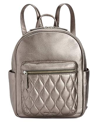 a31ed50db9 Amazon.com  Vera Bradley Leighton Backpack (Caspian Sea)  Clothing