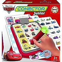 Educa Borrás Conector Junior Cars, Multicolor, 23.6 x