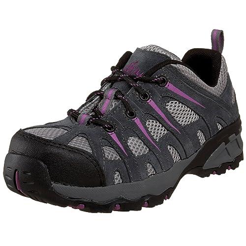 97528112fd1 Nautilus 1754 Women's Comp Toe No Exposed Metal EH Athletic Shoe