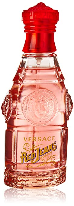 Amazon.com: Red Jeans By Versace - For Women 2.5 Oz Edt Spray: Red ...
