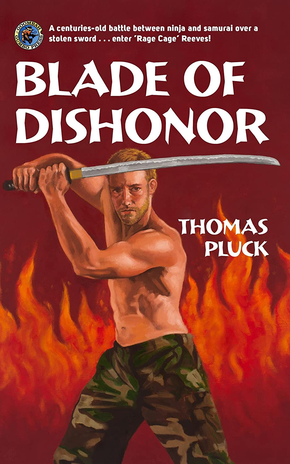 Blade of Dishonor (English Edition) eBook: Thomas Pluck ...