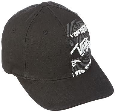 Vans Mystic Spiral Flex - Gorra para Hombre Negro Negro Talla:LXL ...
